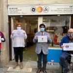 El programa La Metro de TV2 @la2_tve se hace eco del Programa Solidaridad Alimentaria Barcelona