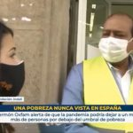 BCN Food distribution project in RTVE