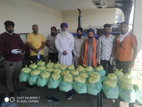Proyecto Solidaridad Alimentaria India